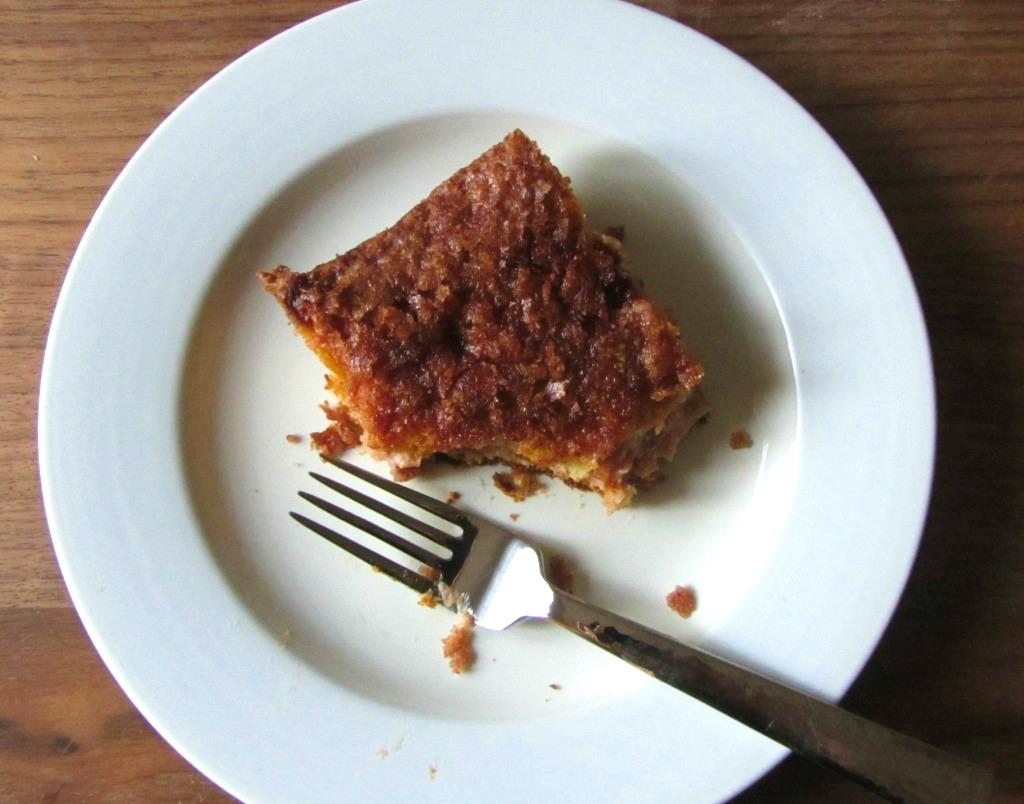 Cranberry Spice Sopapilla Cheesecake
