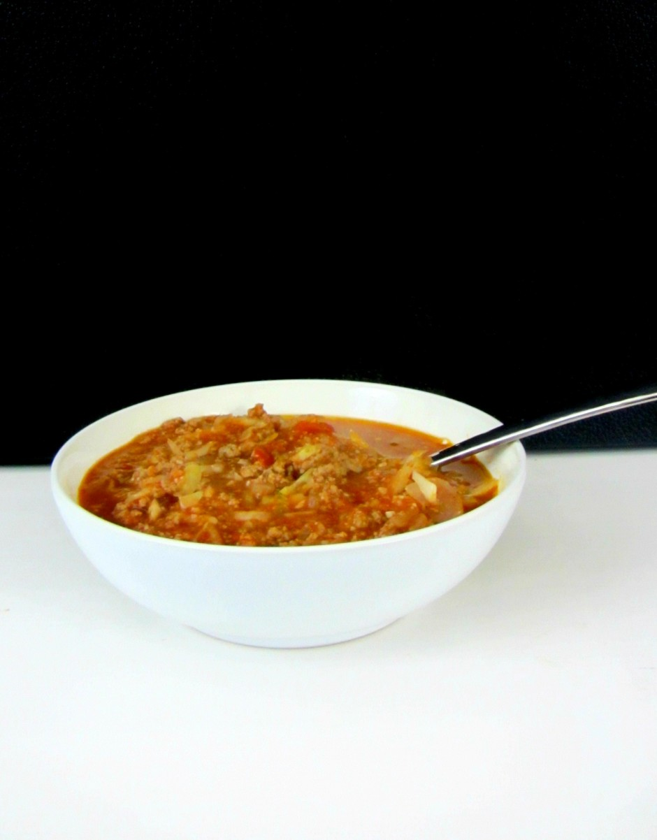 Paleo Holubtsi (Cabbage Roll) Soup