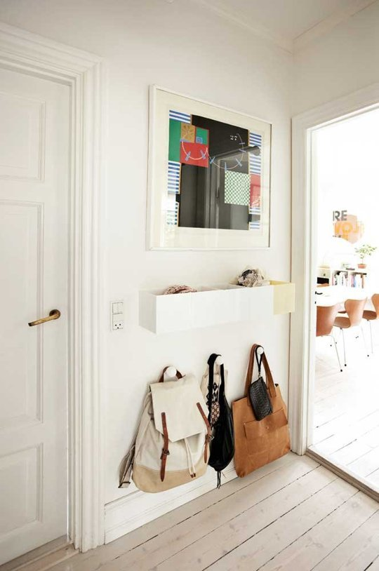 Functional Entryway Design Inspiration