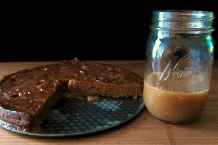 Coffee Date Pudding Cake_1