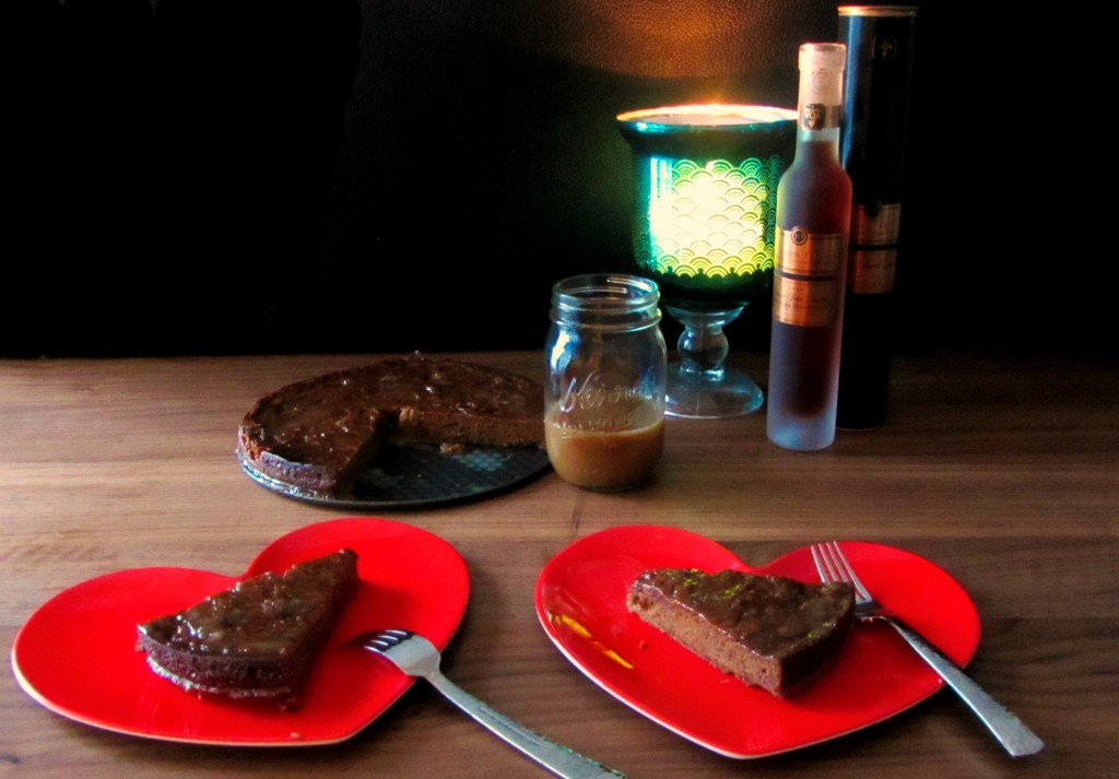 Coffee Date Pudding Cake_2
